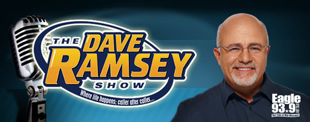 The Dave Ramsey Show!  Weekends at 12p.