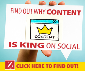 Find out why content is king on social